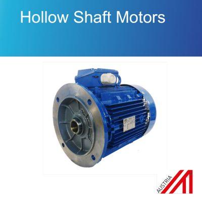 Hollow Shaft Motors