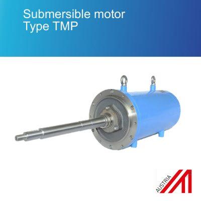 Submersible motor Type TMP
