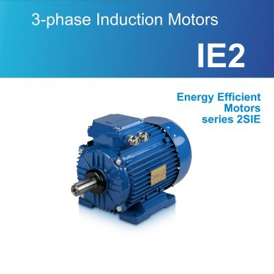 3-phase Induction Motors IE2
